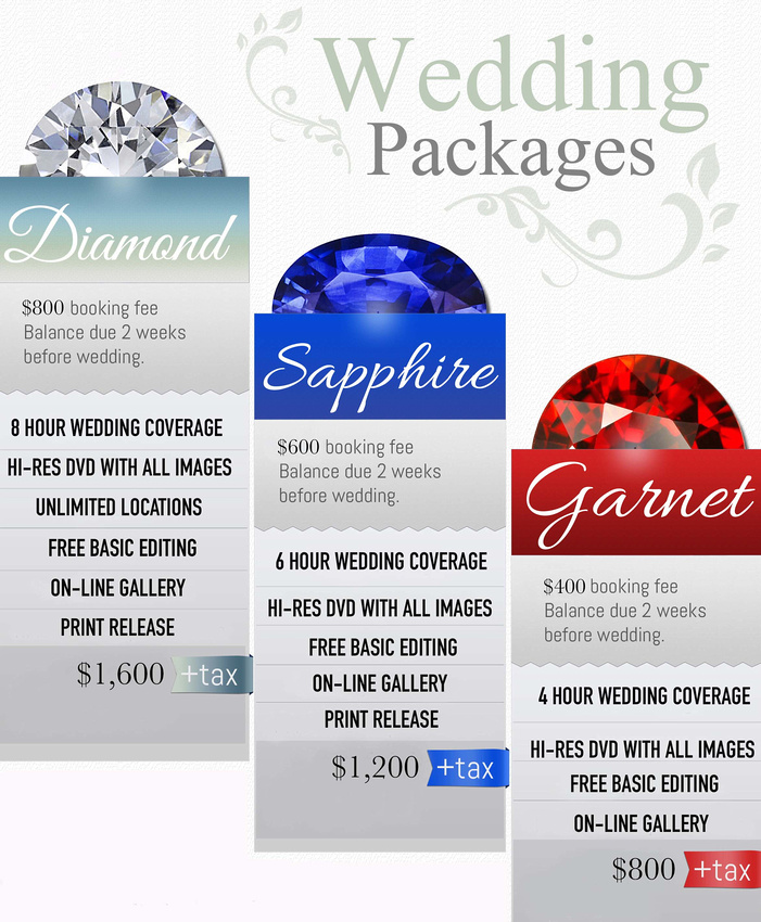 Wedding Pricing 3.28.19