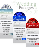 Wedding  Pricing 4-10-17